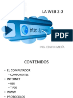 1. LA WEB 2