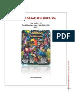 Konsep Dasar Seni Rupa Pgsd s1 Oke PDF