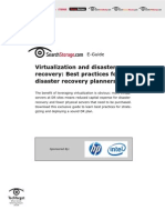 HP  Virtualization and Disaster Recovery E Guide 6.11