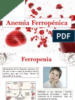 Anemia Feropenica