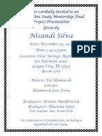 ism invitations 2