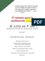 27 Minutos Para La Medianoche 2 0 1 7 EDICIÓN