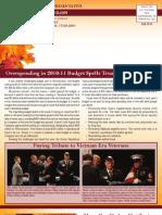 Causer Fall 2010 Newsletter