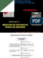 Cap. II - Medicion de Distancias