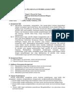 RPP Sistem Rem Konvensional