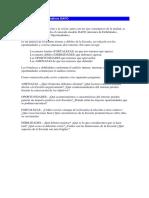 7.- Realizacion Del Analisis DAFO Sp EJEMPLO