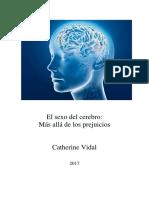 El Sexo Del Cerebro Mas Alla de Los Prejuicios VIDAL 2017 8p