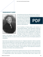 Kant, Immanuel _ Internet Encyclopedia of Philosophy