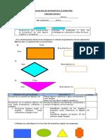 Evaluación de Matemática II Semestre