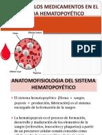 Efectos de Los Mesdica Hemato 2017