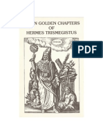 Seven Golden Chapters of Hermes Trismegistus