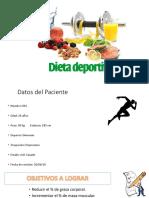 Dieta Atleta