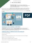 Normas APA 2017 – 6ta (Sexta) Edición