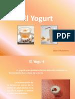 Elaboracion de Yogurt - Ok-4