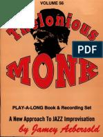 Vol 56 - [Thelonious Monk].pdf