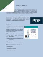 Cinetica Química Final (1)