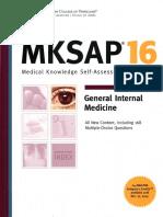 MKSAP 16 - General Internal Medicine.pdf