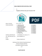 Job 5 - Kel.03 - Pengukuran Swr Dan Daya Pada Transceive Vhf(1)