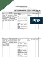 Planificacion Primero Medio OCTUBRE - Felipe Troncoso
