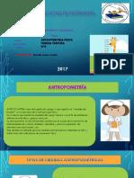 Diapos de Atropometria Fisica