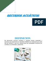 recursos acuaticos 2