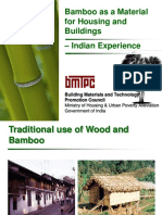 bamboo material uses