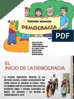La democracia Grupo N°1
