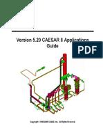 Manual CaesarII 2010