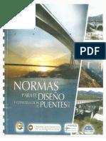 Normas Para El Diseño y Construcción de Puentes Edición 2013 AGIES