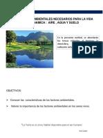 componentes ambientales