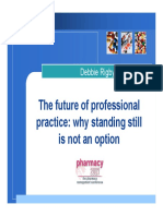 DRIGBY Future of Professional Practice HANDOUT ;))