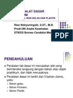 Materi III. Pengenalan alat lab gelas, non gelas dan plastik.pptx