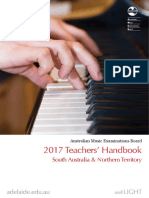 2017 Teachers Handbook