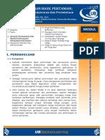 Modul 5 PHP Aplikasi Penawaran Dan Permintaan