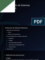 Protección de Sistemas Eléctricos