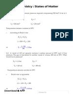 NCERT Chemistry _ States of Matter _ DronStudy