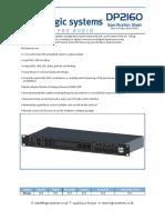 LOGS001-DP2160-spec-R4-24102013