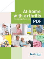 At Home With Arthritis Booklet