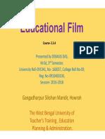 Educational Film (2)