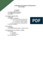 011207 [French Fr Finance] Cours Universite Gestion Financiere 2 - Marches Financiers Et Instruments Financiers