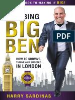 Climbing Big Ben - Harry Sardinas
