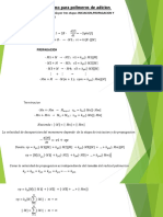 mecanismo polimeros
