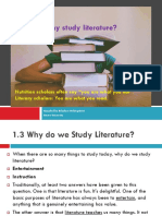 1.3 Why Study Literature