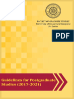FGS Guidelines 2017 2021