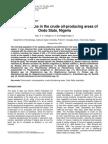 biodegradation of petroleum compounds using microorganims