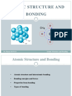HK - Atomic Structure and Bonding