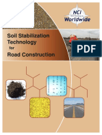Soil Stabilization Technology for Road Construction