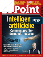 Le Point No°2323 - 16 Mars 2017 - Intelligence artificielle
