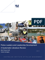 AIPM_Police Leadership Review (Full Version)