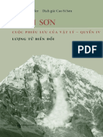 Hanh Son - The Quantum of Change - Motion Mountain in Vietnamese